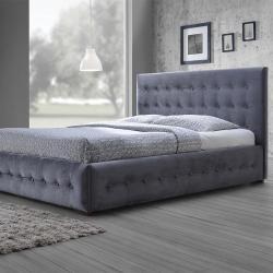 Кровати в ткани